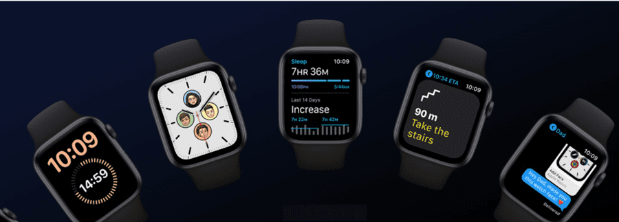 WatchOS New Features
