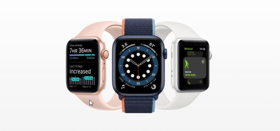 Apple Watch Different Colors