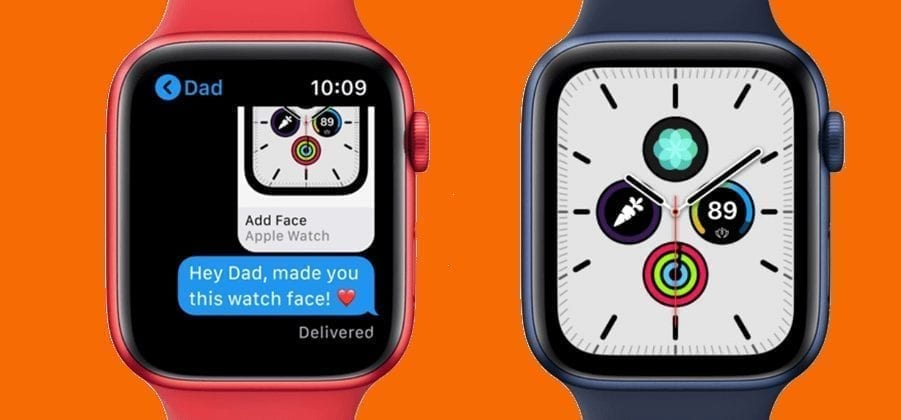Digital Touch Apple Watch
